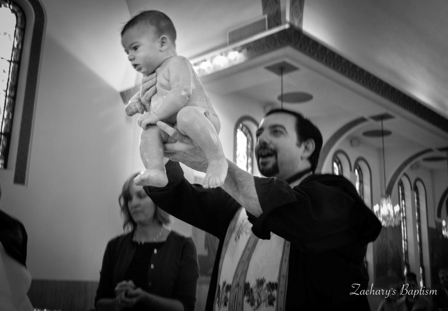 Holy Baptism | Annunciation Greek Orthodox Cathedral