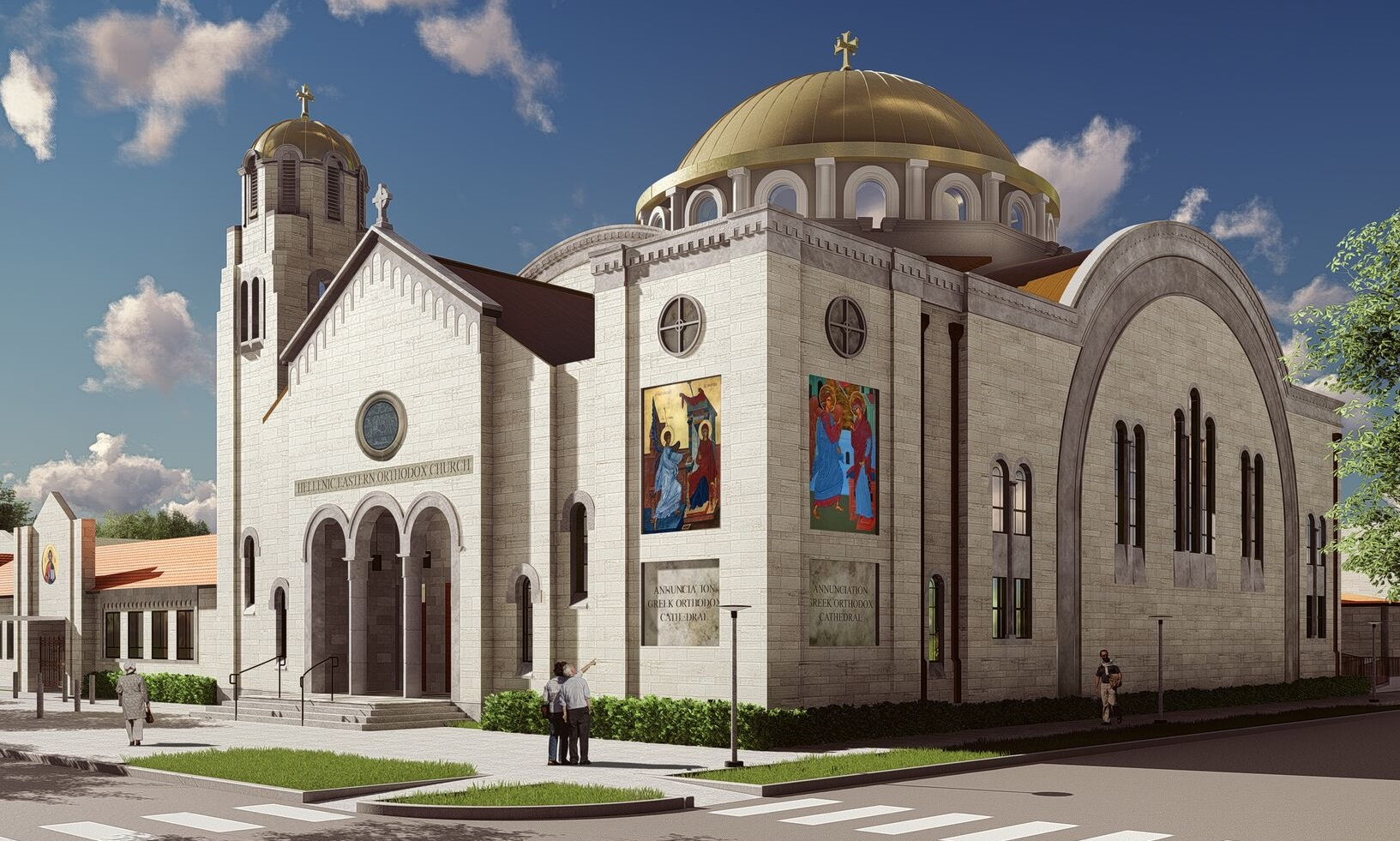 who should serve as a sponsor? | annunciation greek orthodox cathedral